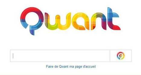 Axel Springer investit dans le moteur de recherche français Qwant | The Privacy Society | Scoop.it