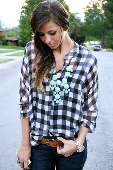 Various Styles of Shirts for Women by Clara Grundy on Lucky Community | Tiger People Clothiers | Scoop.it