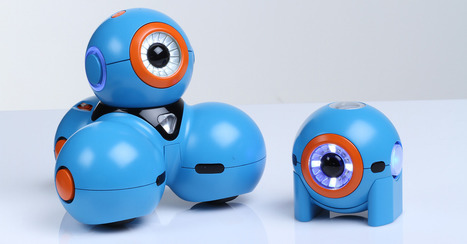 This Robot Can Teach Programming to Your 5-Year-Old | Baby-Child-Family World | Scoop.it