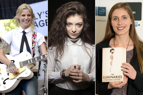 From Lorde to Gin Wigmore, New Zealand punches above its weight | Geography Portfolio | Scoop.it