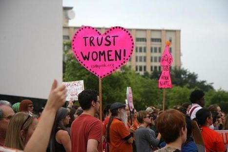 Women's Rights Groups Challenge Constitutionality Of Texas Abortion Law - Medical Daily | Women's Rights | Scoop.it