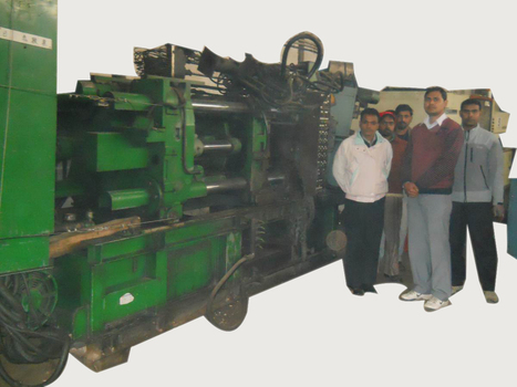 Used Die Casting Machine Importer and Supplier Delhi, India | Used Japanese Machinery | Scoop.it