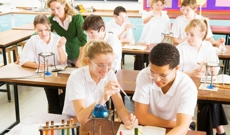 Science class should make students think | Chemistry and The World Around Us | Scoop.it