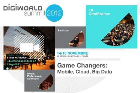Idate Digiworld Summit 2012 : moi aussi, j'y étais ! | Speakers of the DigiWorld Summit 2015 | Scoop.it