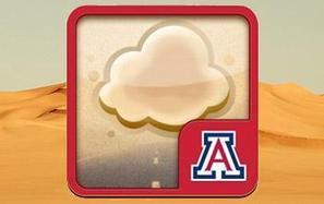 UA-Developed App Warns Drivers of Dust Storm Danger | UA main page feature | Innovations in Positive Youth Development | Scoop.it