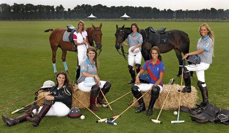 Les si jolies filles de Gengis  Khan - ParisMatch.com   Cheval et sport   Scoop.it