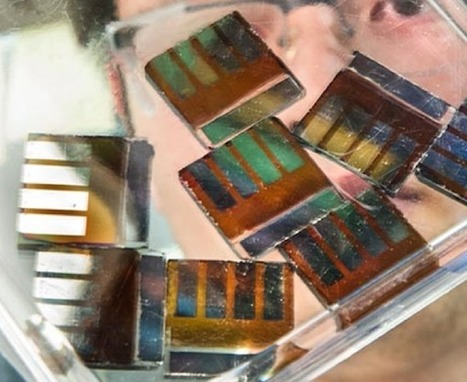 """""""Ripening"""" Method Yields High-Efficiency Perovskite Solar Cells 