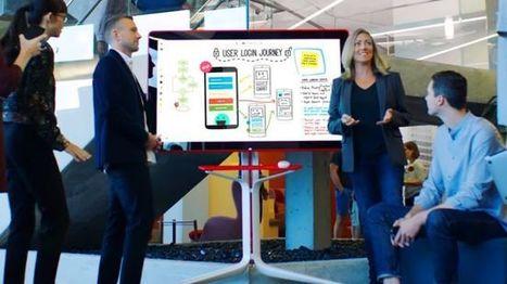 Google Jamboard est le tableau blanc numérique rêvé du 21e siècle | playtheworld | Scoop.it