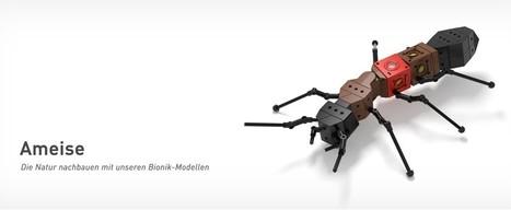 Kinematics - Robotik für Kinder | 21st Century Tools for Teaching-People and Learners | Scoop.it