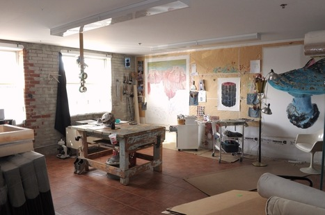 A View from the #Easel. #artist #art #studios #expressive qualities | Luby Art | Scoop.it
