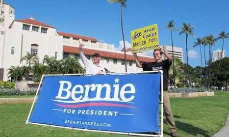 Sanders seeks caucus trifecta win to close delegate gap | United States Politics | Scoop.it