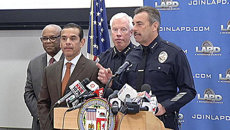 Crime Drops for 10th Year in Los Angeles - NBC Southern California   Los Angeles living the good life   Scoop.it
