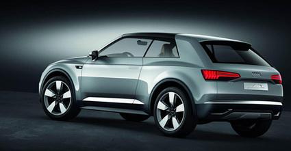 Audi prepara novo modelo de acesso | Motores | Scoop.it