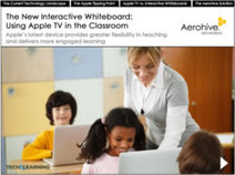 techLEARNING.com | The New Interactive Whiteboard: Using Apple TV in the Classroom | CF Educational Technology | Scoop.it