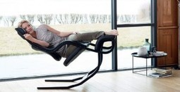 The chair that gives you the sense of weightlessness | space migration | Scoop.it