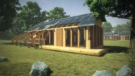 RUKANTU, prototipo de vivienda sustentable | tecno4 | Scoop.it