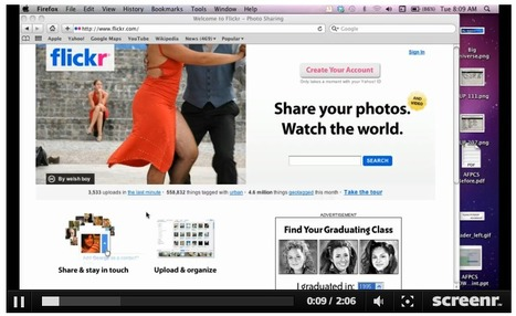 This is How to Search Flickr for Free Images to Use with Students in Class ~ Educational Technology and Mobile Learning | Innovation in Education | Scoop.it