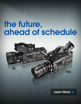 NEW Firmware update v1.22 for F5 and F55 - Sony Community | Videography | Scoop.it