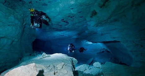Mystery slime found in Nullarbor cave system | No Such Thing As The News | Scoop.it