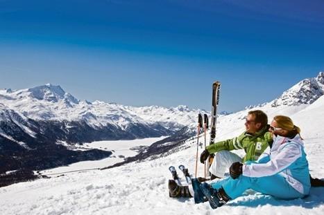 Les bons plans du ski suisse - Le Figaro | Ecobiz tourisme - club euro alpin | Scoop.it