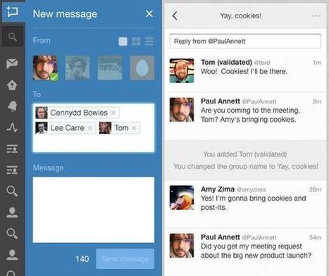Twitter dévoile 2 nouveautés : les discussions de groupe en DM et le partage de vidéos via mobile - Blog du Modérateur   Marketing digital   Scoop.it