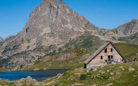 Le Pic du Midi d'Ossau mesuré au centimètre près | Topographie | Scoop.it