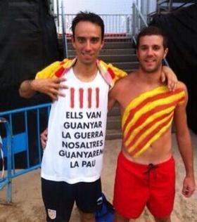 "Twitter / alfonslopeztena: ""Ells van guanyar la guerra, ... | I'm a catalan and I will be free from spaniards | Scoop.it"