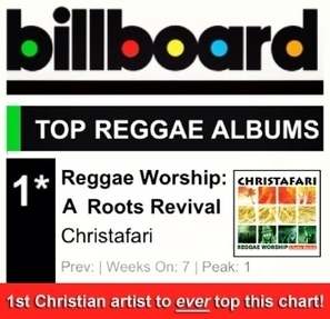Christafari's 'Reggae Worship' Jumps to #1 on Billboard Reggae Albums Chart - Breathecast | Worship Today | Scoop.it