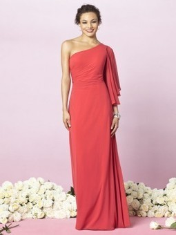Bridesmaids dresses by After Six Style 6637 | Long staying power | Scoop.it