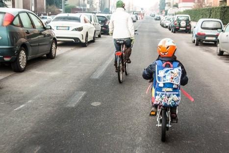 Milano a misura di bici e bambini | Mamme sul Web | Scoop.it