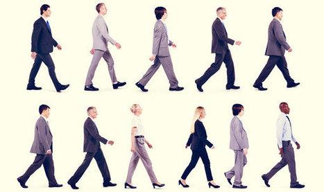 Travailler assis : un peu de marche rapide suffirait à vous sauver la vie - Mode(s) d'emploi | Ca m'interpelle... | Scoop.it