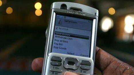 Kenya en 2013 : le téléphone portable, solution à l'exclusion bancaire. Quid de la contagions positives en France ? | Nouveaux paradigmes | Scoop.it