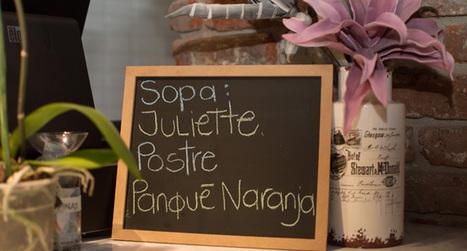 Juliette Gourmet, un concepto fresco y nutritivo | RedRestauranteros: Decoración y Conceptos | Scoop.it