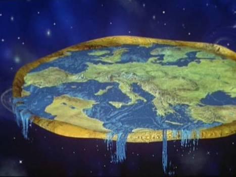 Le Moyen Age n'a jamais cru que la Terre était plate ! | nonjeep | Scoop.it