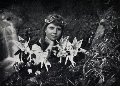 Arthur Conan Doyle & The Cottingley Fairies: How ... - Open Culture | Books, Photo, Video and Film | Scoop.it