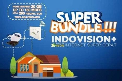 Inilah Kota Yang Masuk Jangkauan Koneksi Home Internet Wifi 4G! | Indovision Digital Television | Scoop.it