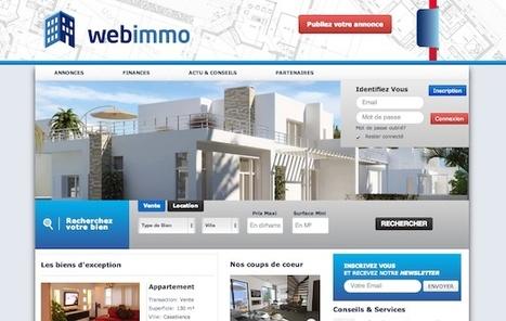Webimmo: Tout l'immobilier sur Internet   Immobilier Maroc   Scoop.it