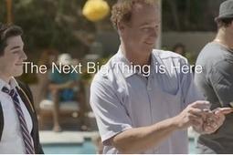 [Pub] Samsung ringardise l'iPhone dans une publicité | Publicité Créative | Scoop.it
