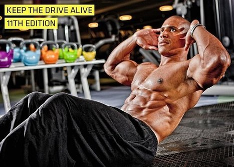 Keep The Drive Alive: 20 Of The Best Motivational And Inspirational Pictures On The Web [11th Edition] | SimplyShredded.com | Bodybuilding News | Scoop.it