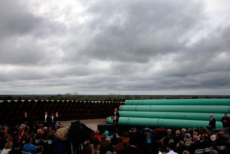 Keystone XL Pipeline Tradeoff Is Suggested | Keystone XL: Affairs of State | Scoop.it
