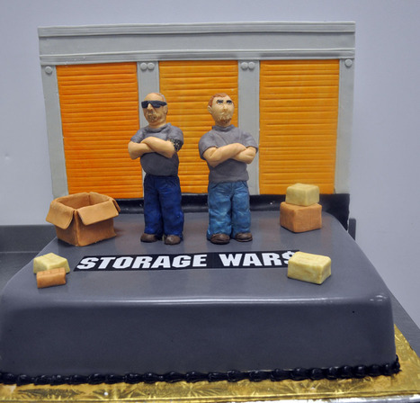 Storage-Wars-grooms-Cake | Cakes for all occasions | Scoop.it