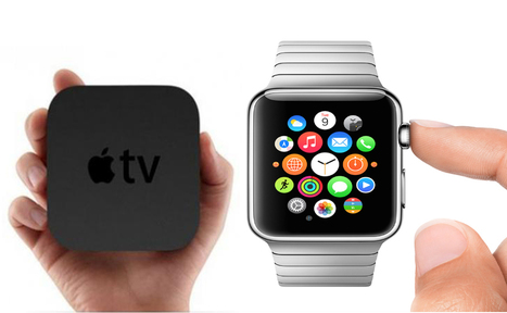 Apple Unveiled Its Future Major Updates For Both Apple Watch & Apple TV | ALL ABOUT TECH | Scoop.it