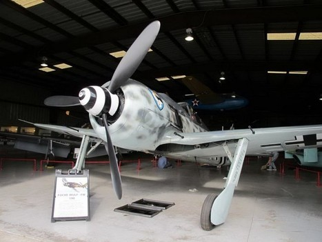 Focke-Wulf Fw-190A-9 - Walk Around | History Around the Net | Scoop.it