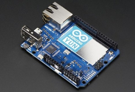 Adafruit MQTT Arduino Library Now Supports Arduino Yun - Geeky Gadgets | Raspberry Pi | Scoop.it