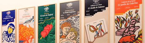 Espacio Fundación Telefónica | Alberto Corazón. Diseño: La energía del pensamiento gráfico. 1965-2015 | design exhibitions | Scoop.it