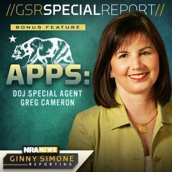 NRA News: Ginny Simone Reports on California Gun Confiscation | THE MEGAPHONE | Scoop.it