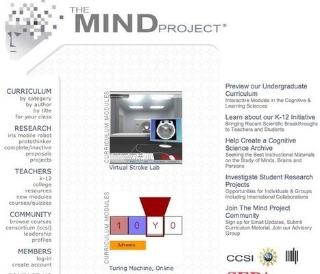 The Mind Project | Teaching in the XXI Century | Scoop.it