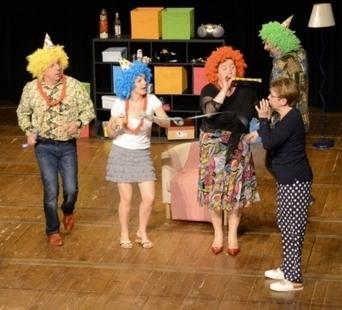 Théâtre Quand l'amour frappe à la porte - Le JSL | Retraite - famille et vie sociale - Temps libre | Scoop.it