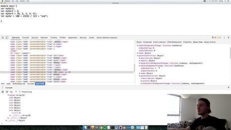 Livelang - Programming Environment/Language | Bazaar | Scoop.it