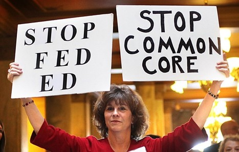 Tea party groups mobilizing against Common Core education overhaul | On Learning & Education: What Parents Need to Know | Scoop.it